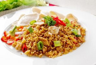 Ilustrasi nasi goreng (Pixabay)