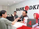 transaksi perbankan di Kantor Kas Bank DKI Suryopranoto dalam rangka Hari Pelanggan Nasional, di Jakarta, Rabu (4/9/2019). Foto : Beritasatu.com