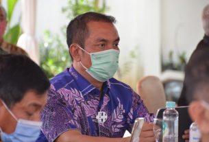 Anggota Komisi XI DPR-RI yang membidangi keuangan, Fauzi H Amro M,SI.