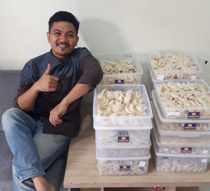 Muh Ikhsan azis Co-Founder KlambirBirdNest.id
