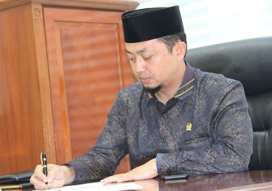 Anggota Komisi V DPR RI Syahrul Aidi Ma'azat